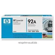Услуга заправки картриджа HP LJ С4092A 1100/Canon LBP 800/810/1120 для лазерных принтеров фото