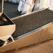 Услуги калибровки, очистки с\х продукции. Шлифовка семян подсолнечника. фото