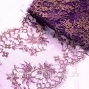 Ткань Кружево Sophie Hallette 10 фото