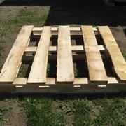 Поддоны деревянные новые различных конфигураций под заказ фото
