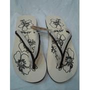 Сланцы женские, обувь летняя фото