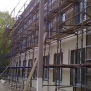 Аренда строительных лесов ригельные в г. Киев фото