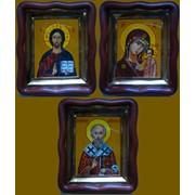 Иконы Рукописные фото