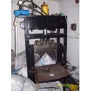 Режущее гидавлическое устройство, резак для крупногабаритных полимерных отходов фото