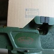 Тиски слесарные 180 мм с поворотной плитой ГОСТ 4045-75 фото