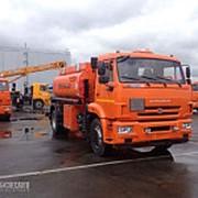 Автотопливозаправщик АТЗ 4923S4-01 на шасси КАМАЗ-43253 фото