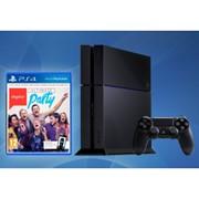Игровая приставка Sony PlayStation 4 + Singstar фото