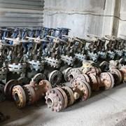Задвижки, обратные клапаны, трубы, насосы, флянцы, отводы, переходнки, тройники и т.д фото