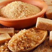 Сахар тростниковый коричневый песок 500 гр фото