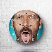"""Часы """"Доктор Хаус"""" №2 фото"""