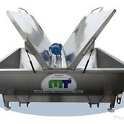 Горизонтальный охладитель молока открытого типа 3000 литров фото