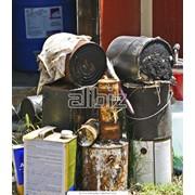 Сбор, вывоз и захоронение бытовых отходов. Утилизация отходов, мусора. Сбор и переработка бытовых отходов. фото