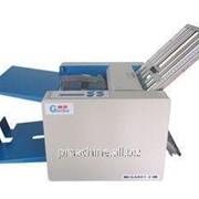 Фальцевальная машина GARBO GAR01-2 фото