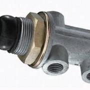 Кран торм. 2-х секц. подпедальный н/о с педалью (ПААЗ) фото