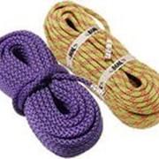 Веревки плетеные, фал, шнур фото