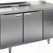 Стол охлаждаемый для салатов (саладетта) Hicold SL1-11SN (1/3) фото