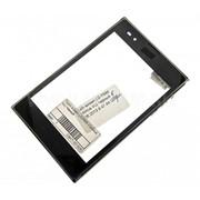 Тачскрин (сенсорное стекло) для LG Optimus VU black фото