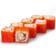 Доставка блюд японской кухни - Калифорния маки фото