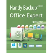 Программа для восстановления данных Handy Backup Office Expert 7 (30 - 49) (HBOE7-5) фото