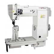 Колонковая одноигольная швейная машина фото