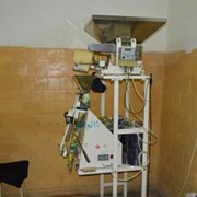 Фасовочно-упаковочный аппарат фото
