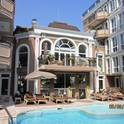 Апартаменты Dawn Park Deluxe Солнечний Берег , Victoria Palace, Alexander Palace фото
