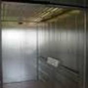 Лифты грузовые без проводника. фото