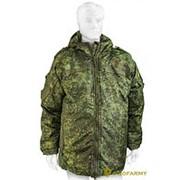 Куртка зимняя Полевая ВС пиксель оксфорд фото