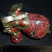 Сувенир Пара слонов 2337 12x13x8см фото