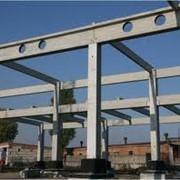 Изготовление и монтаж железобетонных каркасов зданий фото