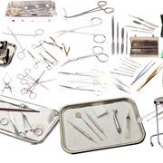Инструмент медицинский фото