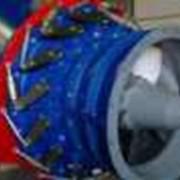 Водяная турбина фото