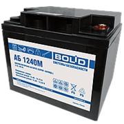 Аккумулятор АБ 1240М фото