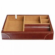 Открытый бокс для бумажника, запонок и аксессуаров LC Designs 70879 фото