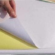 Бумага самоклеющаяся а4 100л planet 70 37мм/24ч, фото