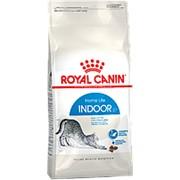 Royal Canin 400г Indoor 27 Сухой корм для взрослых кошек от 1 до 7 лет, живущих в помещении фото