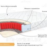 Матрац Comfort memo - 90 см фото
