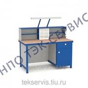 Стол паяльщика МСП-2 исп 2, аналог СП-02-02 фото