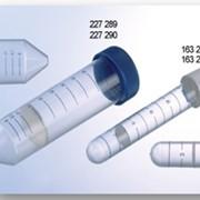 Пробірка із середовищем для розділення лімфоцитів та мононуклеарних клітин із крові 14мл, 163289 фото