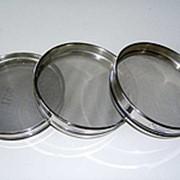 Сито д.120 (обечайка – оцинк.сталь; сетка – латун /бронз; перф – оцинк.сталь) фото