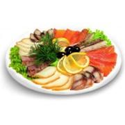 Доставка еды - Рыбный улов фото
