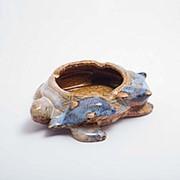 Пепельница керамическая Черепаха 13*4 см фото