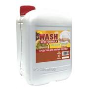 Средство для мытья посуды 5л Wash Маракуйя фото