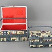 Шкатулка для рукоделия. Набор из 2-х штук Polite Crafts & Gifts 592-021 фото