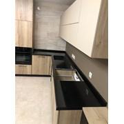 Кухонная столешница из гранита фото