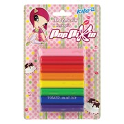Пластилин мягкий 8 цветов 100гр Pop Pixie 22593 фото