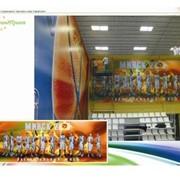 Широкоформатная печать до 3,2 м, интерьерная печать до 1,6 м фото