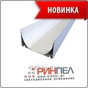 Профиль универсальный алюминиевый с экраном AA-1191 фото