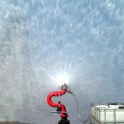 Система пенного пожаротушения фото