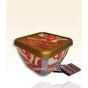 Халва кунжутная натуральная с шоколадом, 350гр фото